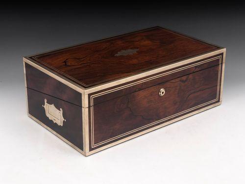 Regency Writing Box