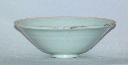 Song Conical Qingbai Bowl