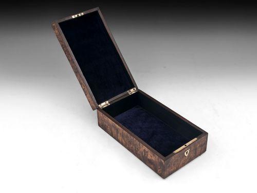 Antique Mulberry Jewellery Box