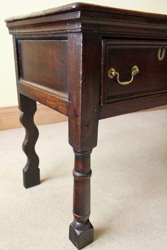 Late 17th Century Oak Dresser