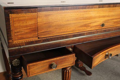 William Rolfe & Sons Regency Square Pianoforte