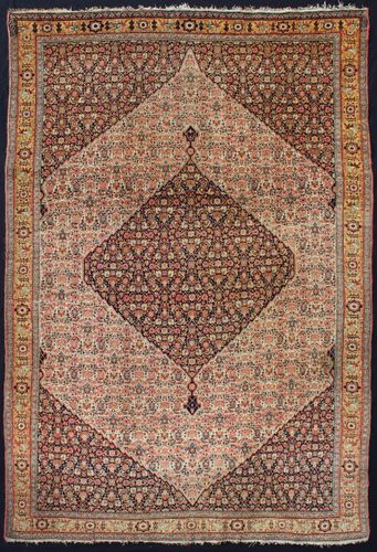 Early 19th-century Persian Senneh Rug