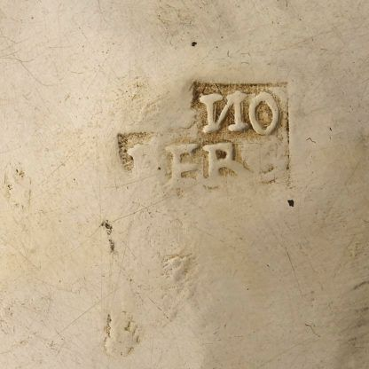 A Spanish silver Pyx c.1600
