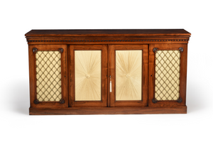 19th century side cabinet by Holland & Sons