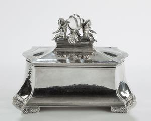 Omar Ramsden casket