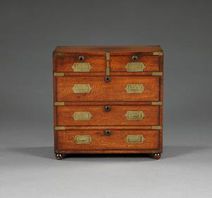 Regency Miniature Campaign Chest