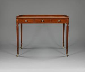 Regency Dressing Table by Gillows