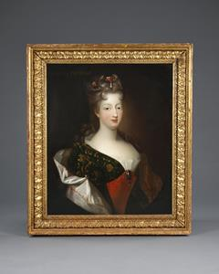 Portrait of Queen Caroline