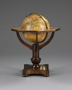 19th Century Desk or Table Globe