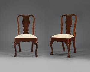 18th Century Set of 6 Dining Chairs