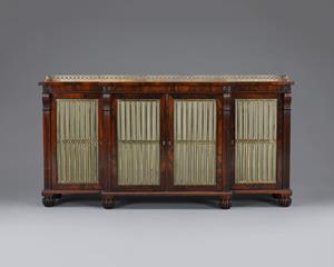 Regency Side Cabinet