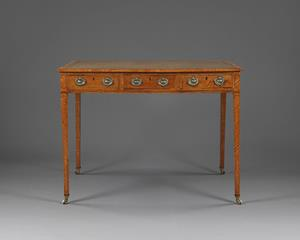 18th Century Satinwood Desk