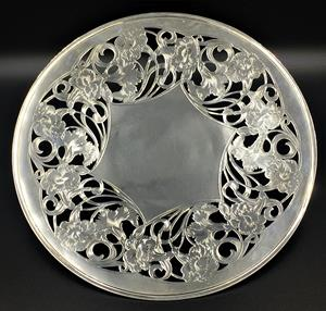 Antique Silver Dish or Tazza