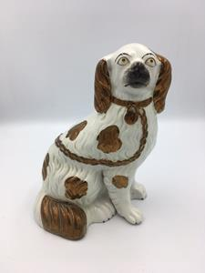 Single Victorian Staffordshire Spaniel