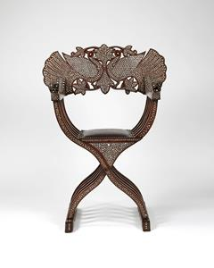 19th Century Anglo-Indian Arm Chair