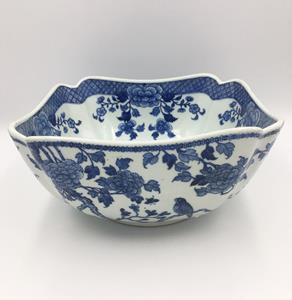 Chinese Export Fruit Bowl