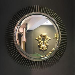 Rolls Royce Avon Fan Mirror
