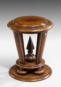 Antique small stand