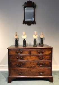 18th century small chest of drawers