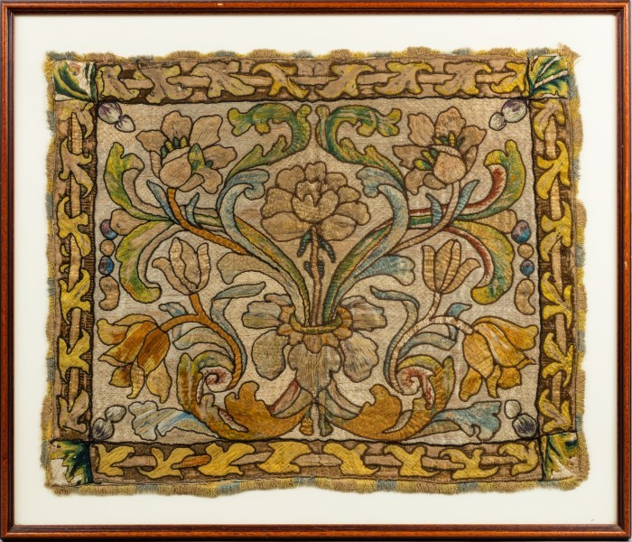 17th century  Needlework