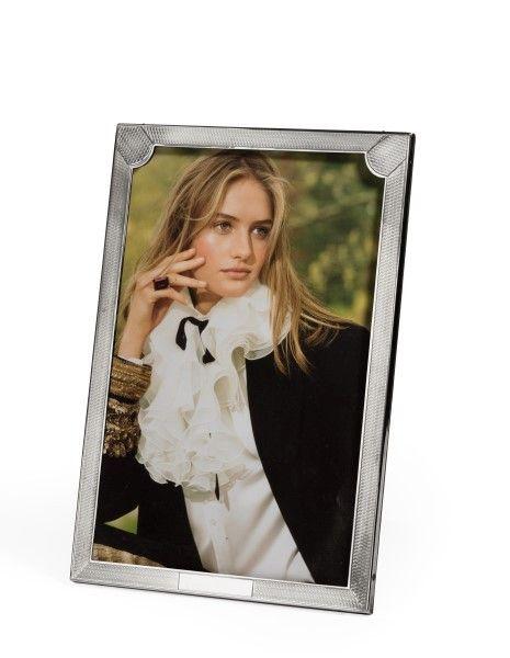 Art Deco Silver Photograph Frame