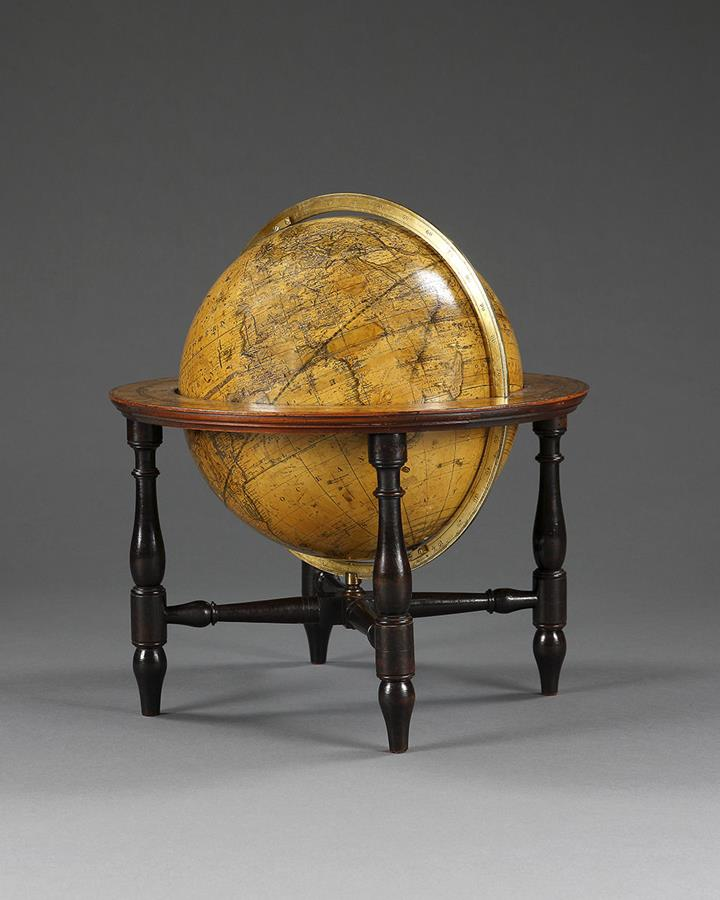 19th Century Table Globe