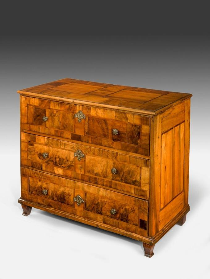 18th century German Chest of Drawers
