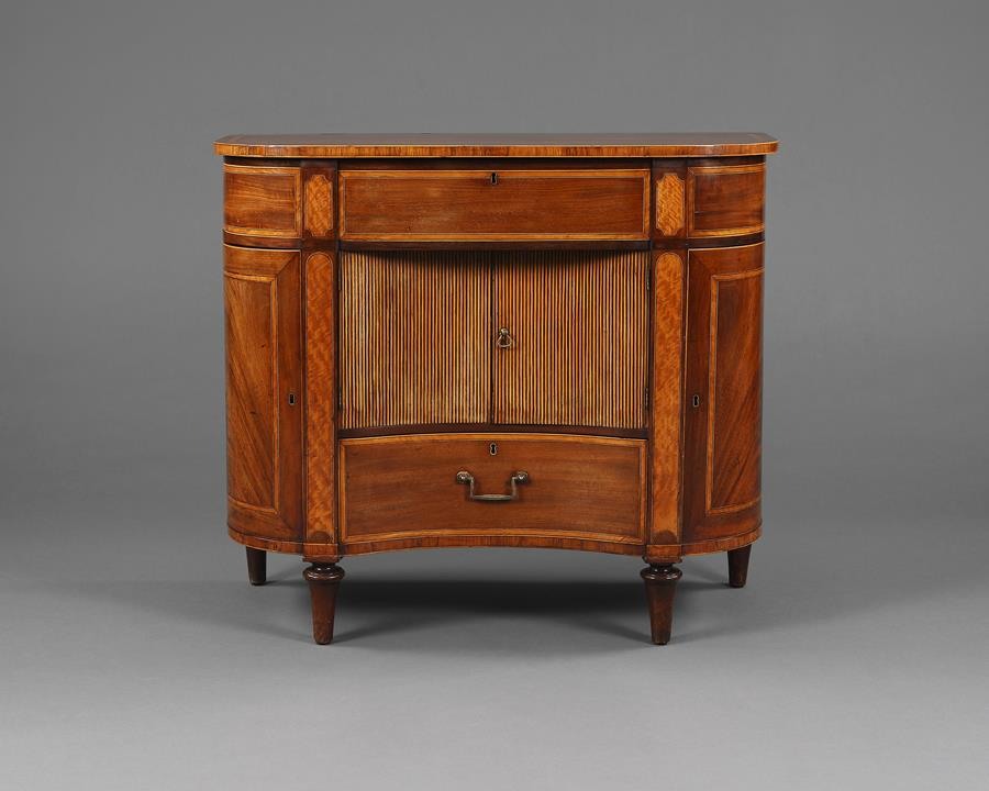 18th Century Satinwood Commode
