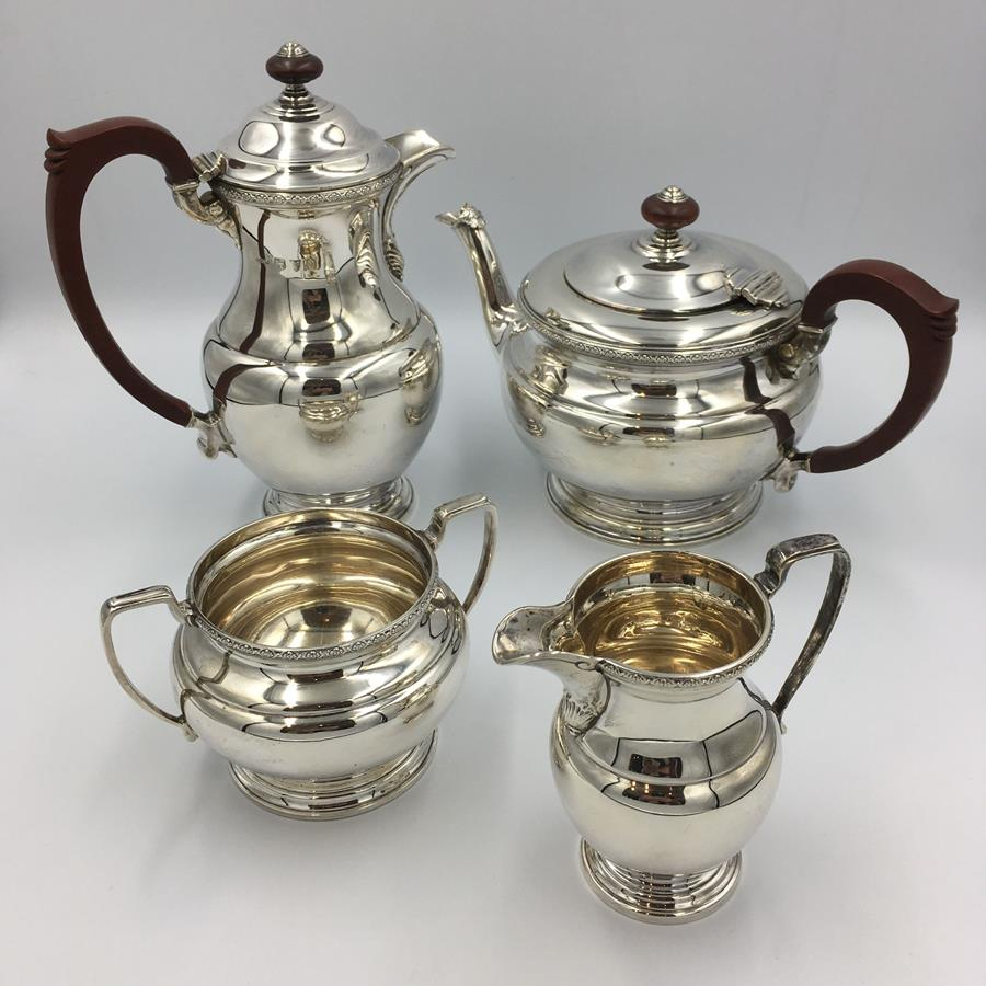 Chester Tea Set