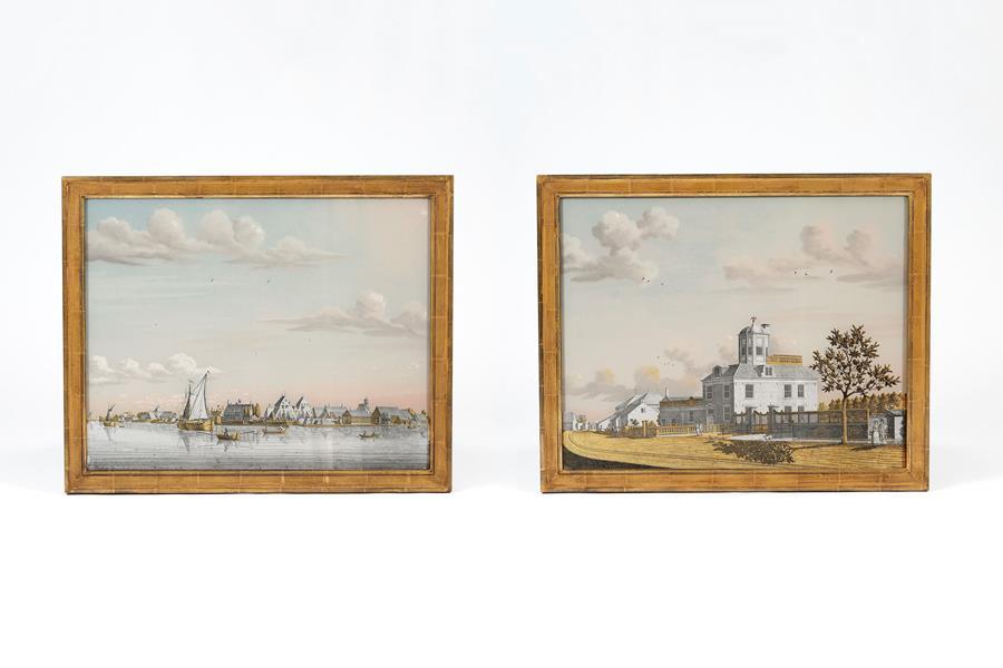 Jonas Zeuner Glass Paintings