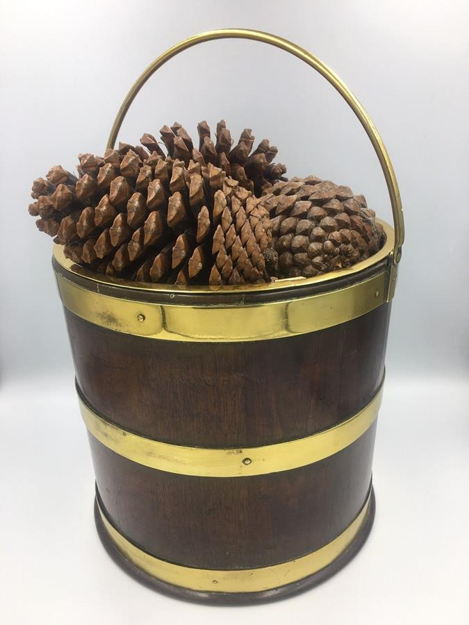 Brass Bound Bucket
