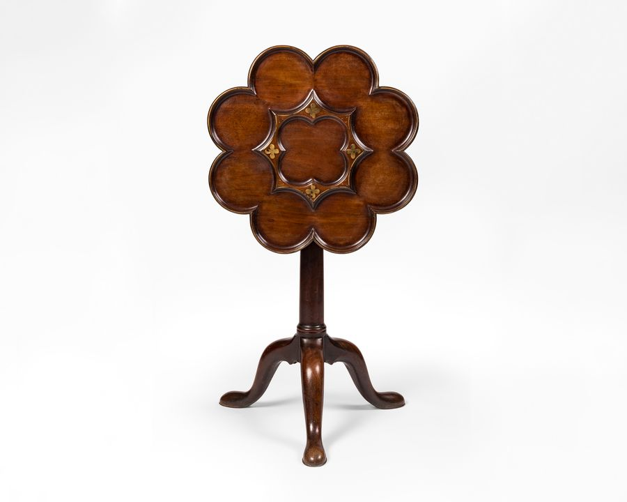 18th Century Mahogany Supper Table