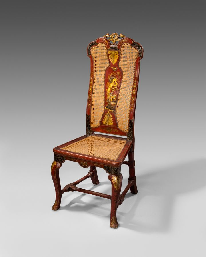 18th century chinoiserie chair
