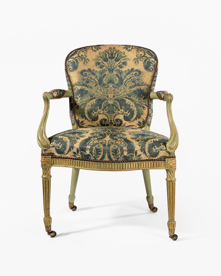 18th Century Arm Chair