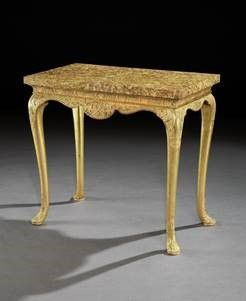 18th century centre table