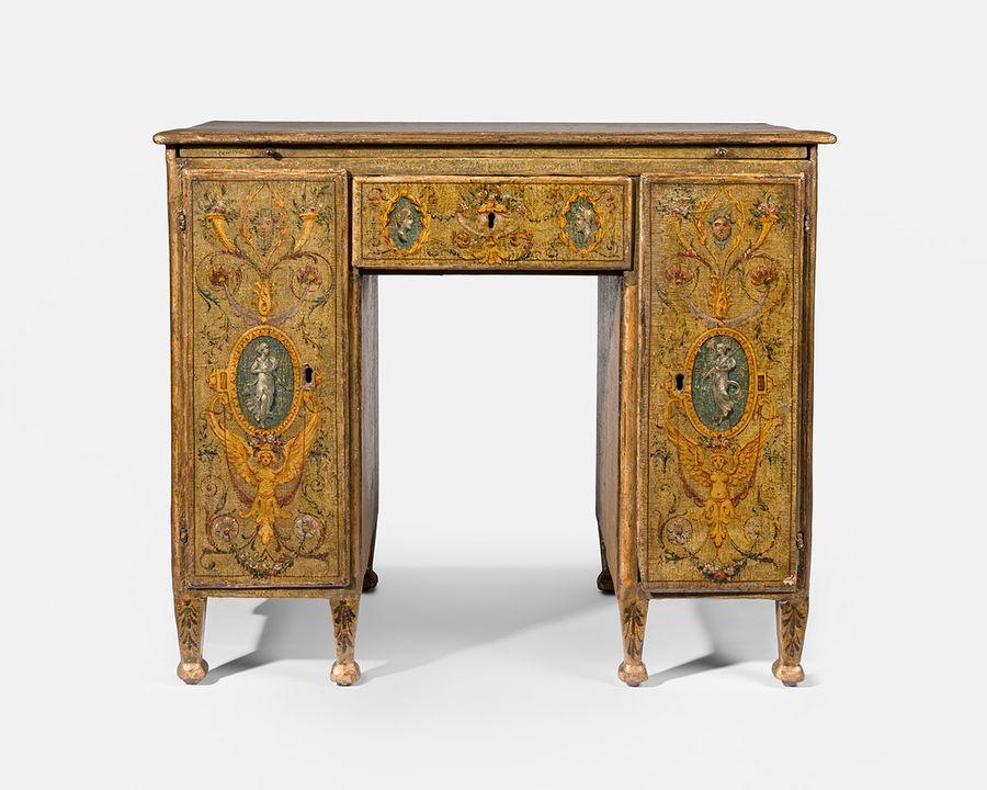 18th Italian  Century Desk