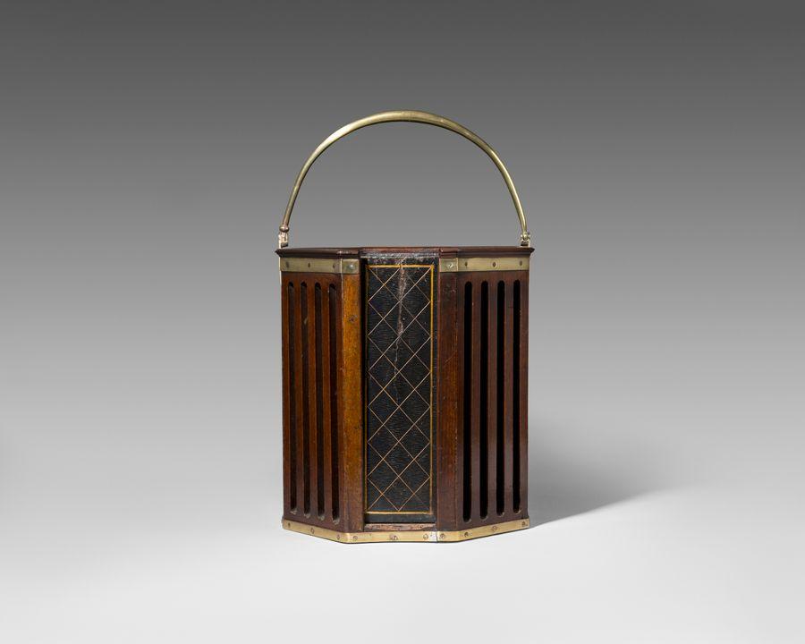 George III Plate Bucket