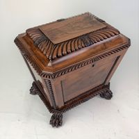 Regency Wine cooler attributed to Gillows