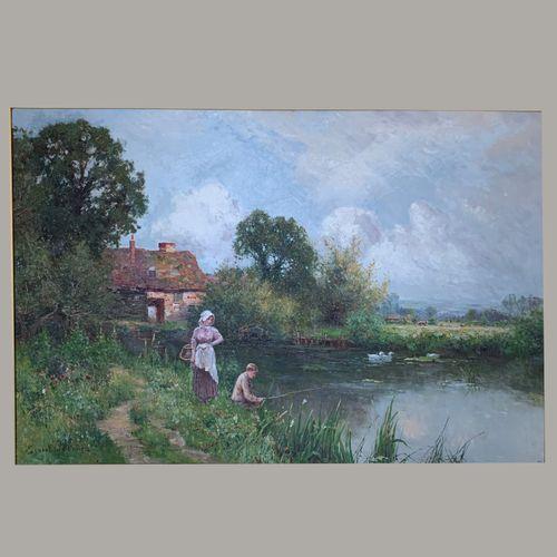 Ernest Charles Walbourn 1872 - 1927 Pair