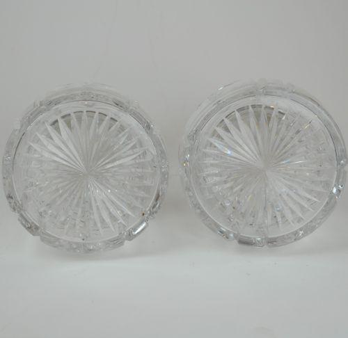 Pair of Asprey Decanters