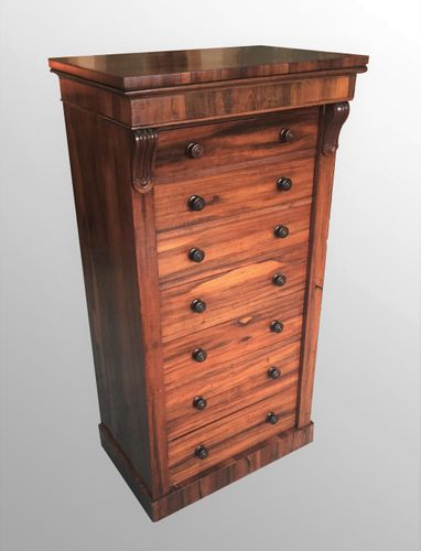 Rosewood Wellington Chest
