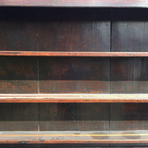 18th century Oak Dresser with Rack