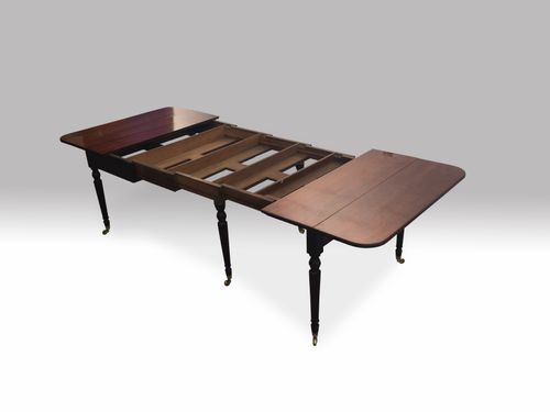 Gillows Imperial Patent Mahogany Dining Table