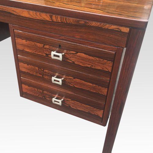 Mid Century Rosewood Desk