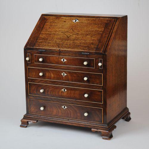 Miniature Georgian Bureau