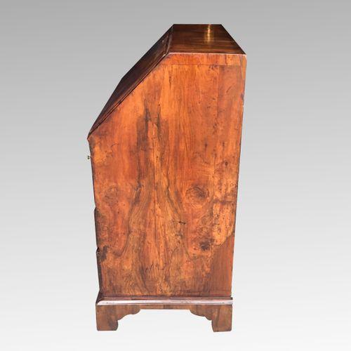 3ft Mid 18th century walnut bureau