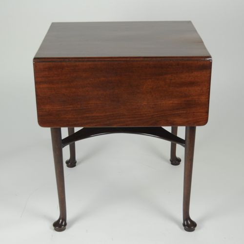 Rare George I mahogany Supper/Breakfast Table