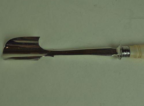 Silver Stilton Scoop in original  case