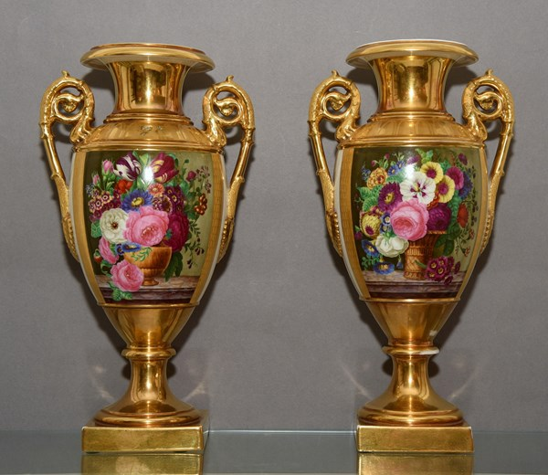 Paris Vases