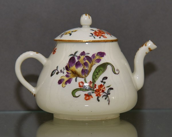 German Teapot and Cover